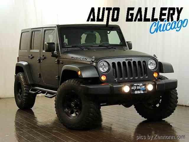 2012 Jeep Wrangler | 1000720