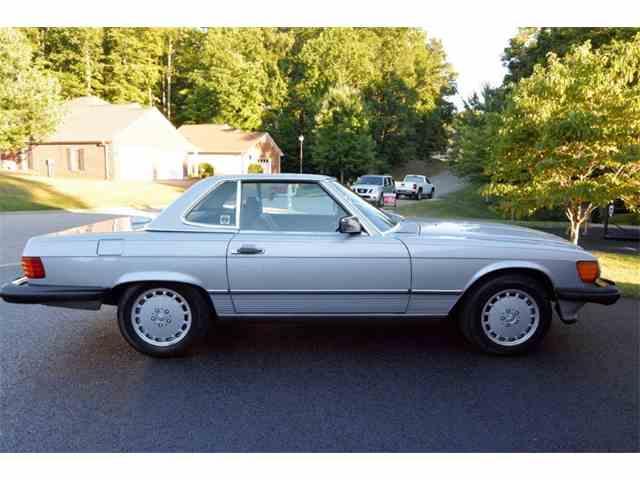 1987 Mercedes-Benz 560SL   1007205