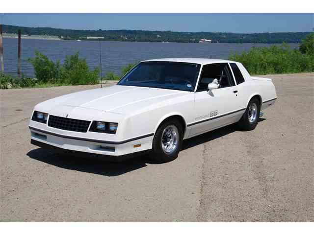 1983 Chevrolet Monte Carlo SS | 1007214