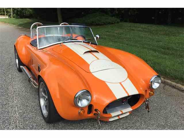 1965 Shelby Backdrop Cobra | 1007215