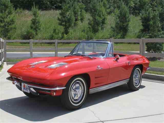 1963 Chevrolet Corvette | 1007217