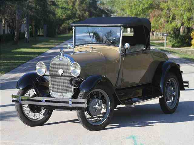 1928 Ford Model A | 1007222