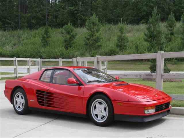 1987 Ferrari Testarossa | 1007226