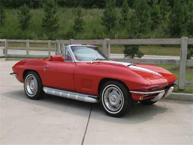 1967 Chevrolet Corvette | 1007228