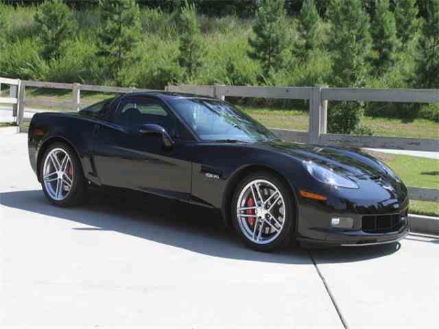 2007 Chevrolet Corvette | 1007240