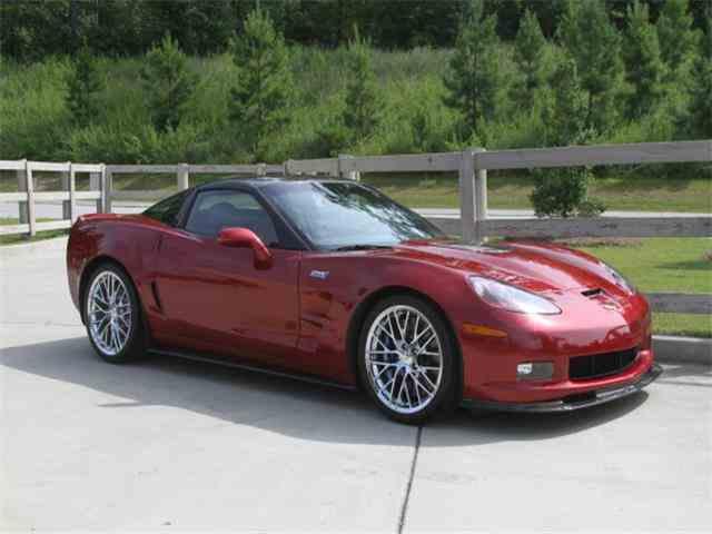 2010 Chevrolet Corvette | 1007242