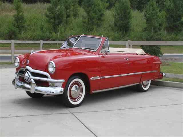 1950 Ford Custom Deluxe | 1007250