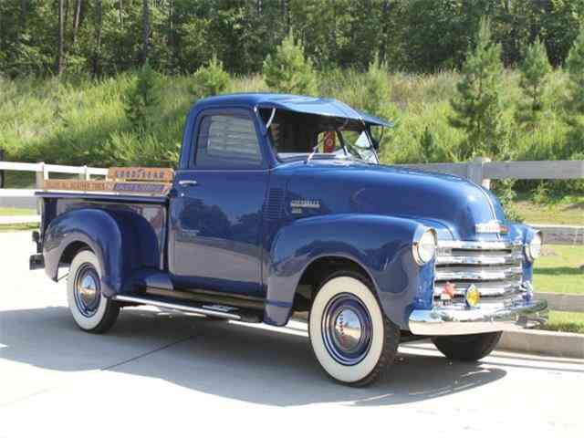 1949 Chevrolet 3100 | 1007253