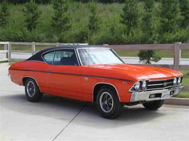 1969 Chevrolet Chevelle | 1007257
