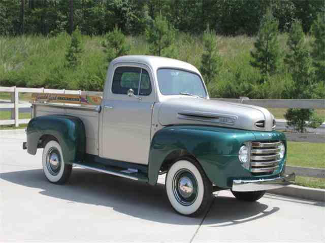 1949 Ford F1 | 1007260