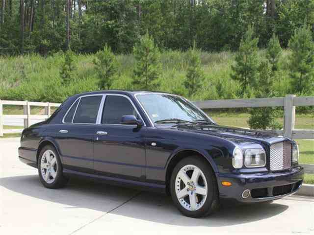 2003 Bentley Arnage | 1007264