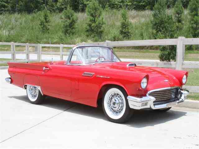 1957 Ford Thunderbird | 1007276