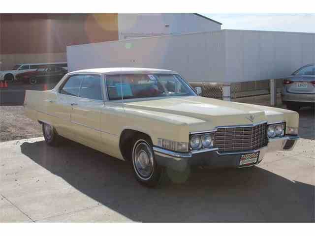 1969 Cadillac Sedan DeVille | 1007279