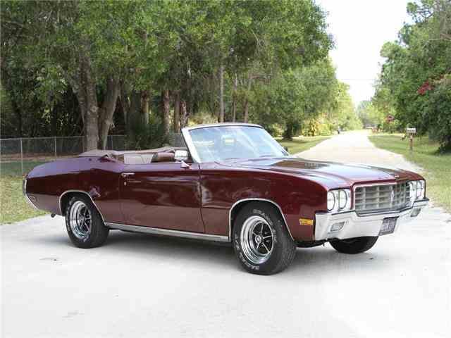 1970 Buick Skylark | 1007283