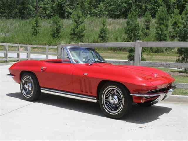 1965 Chevrolet Corvette | 1007289