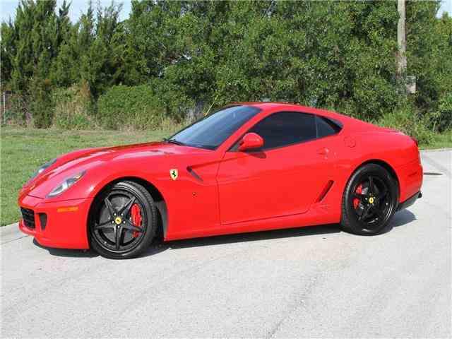 2010 Ferrari 599 | 1007291