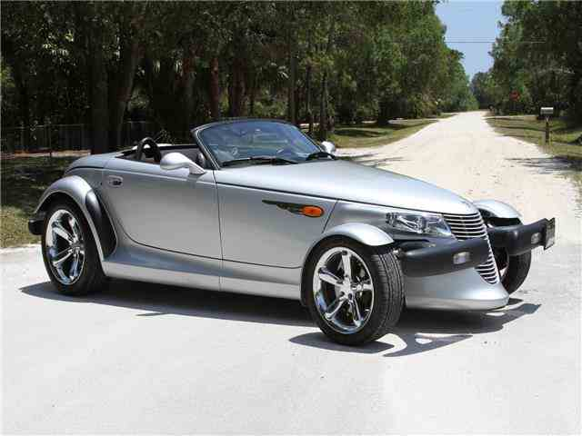 2000 Plymouth Prowler | 1007300