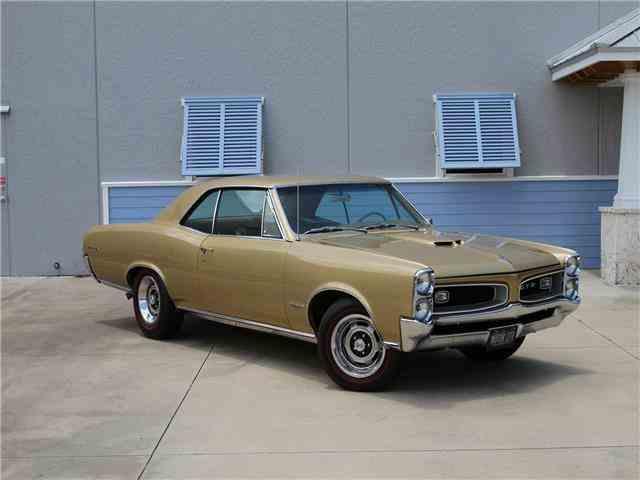 1966 Pontiac GTO | 1007302
