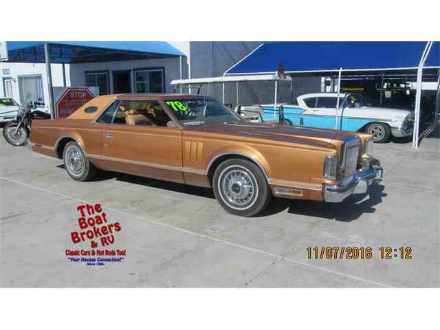 1978 Lincoln Continental Mark V | 1007329