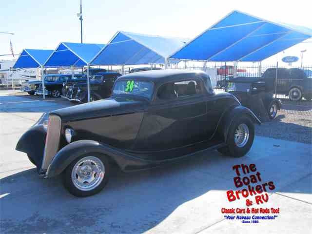 1934 ford Special Construction Coupe | 1007340