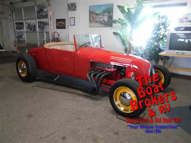 1927 ford Model T Track | 1007341