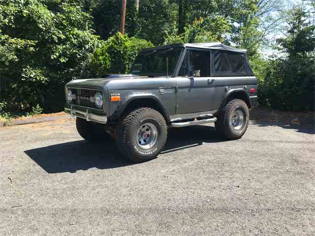 1973 Ford Bronco | 1007351