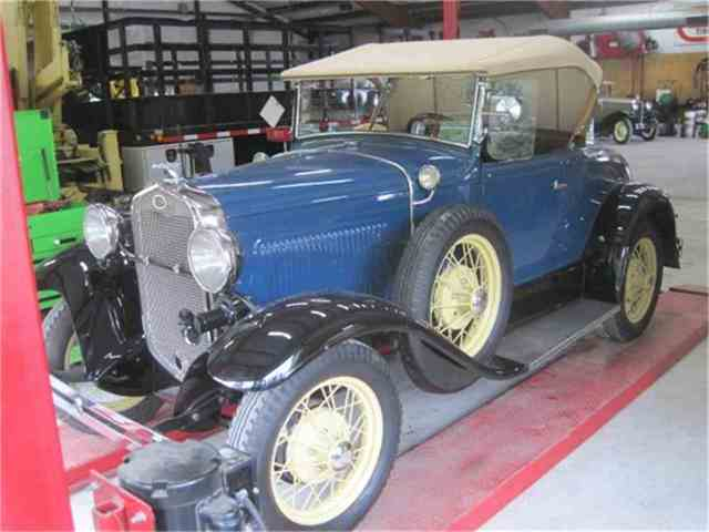 1931 Ford Model A | 1007355
