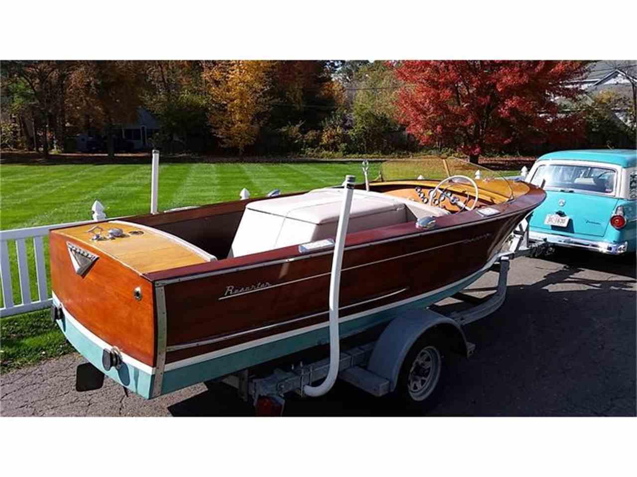 1958 century resorter boat for sale cc for Classic motor cars of ellington