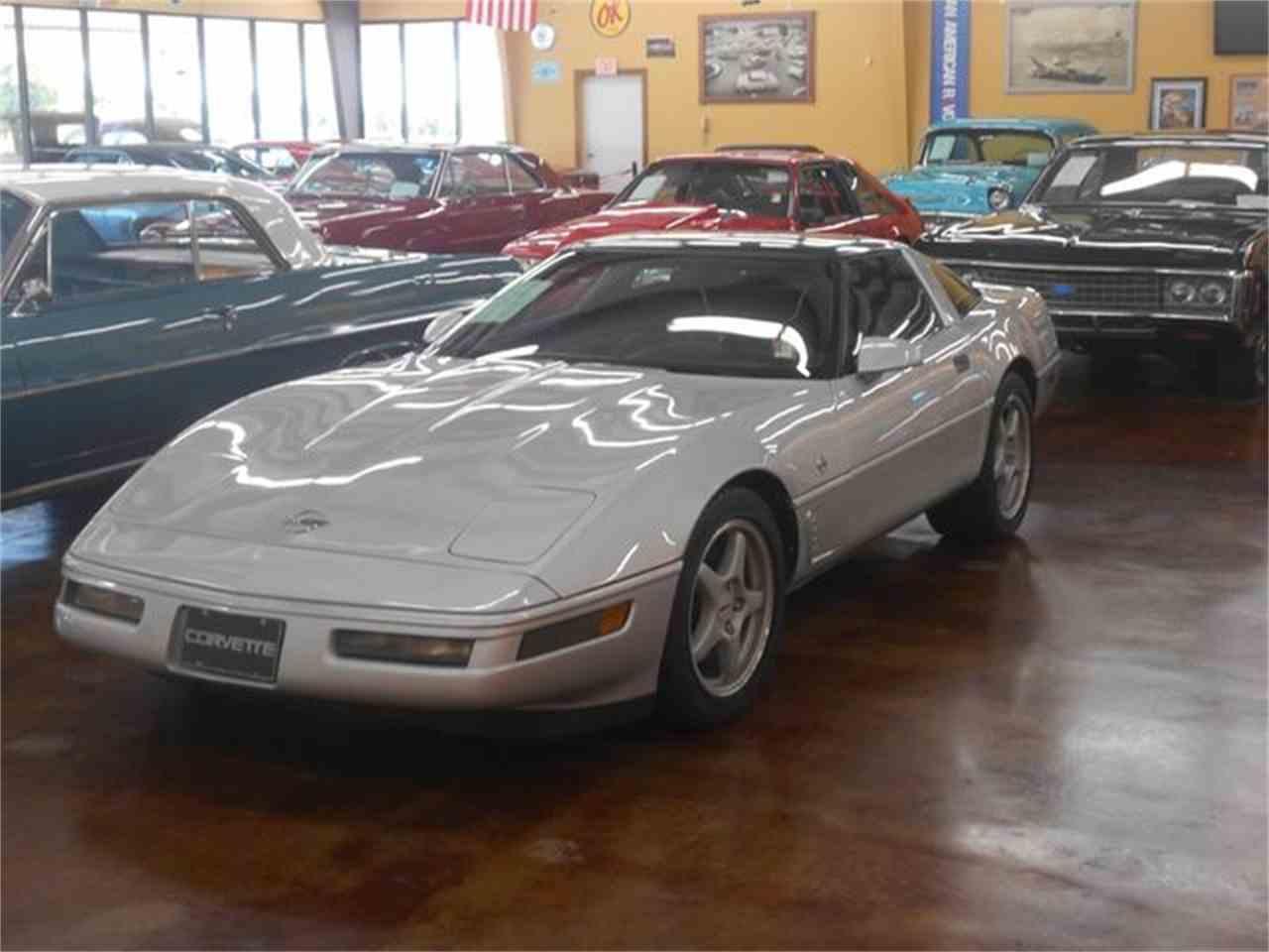 1996 Chevrolet Corvette for Sale - CC-1000736