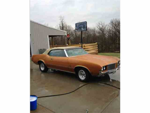 1972 Oldsmobile Cutlass Supreme | 1007361