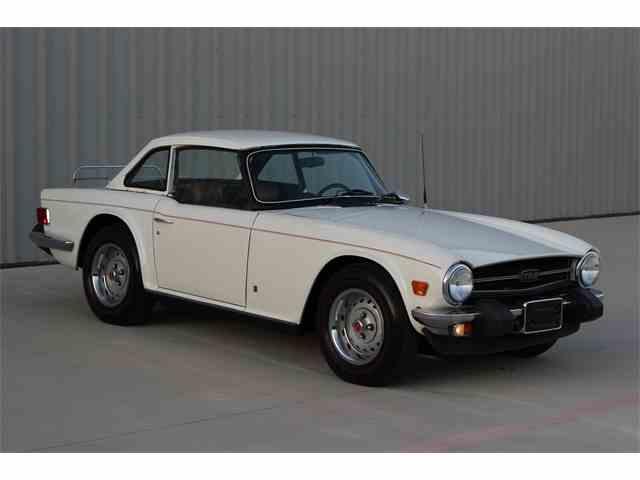 1976 Triumph TR6 | 1007368