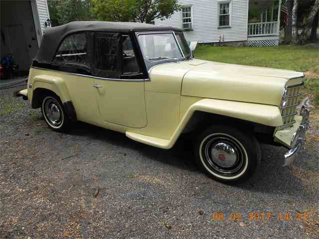 1950 Willys Jeepster | 1007369