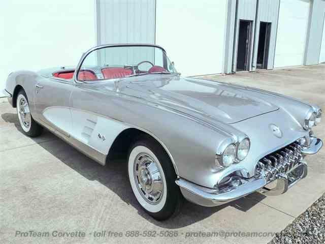 1960 Chevrolet Corvette | 1007373