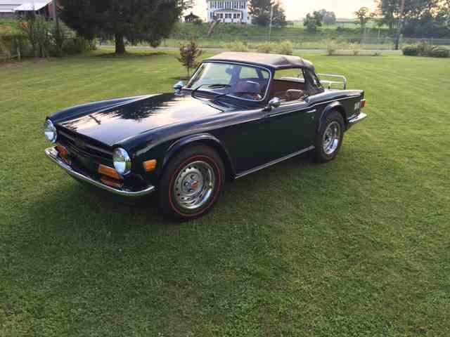 1973 Triumph TR6 | 1007374