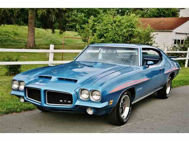1971 Pontiac GTO | 1007376