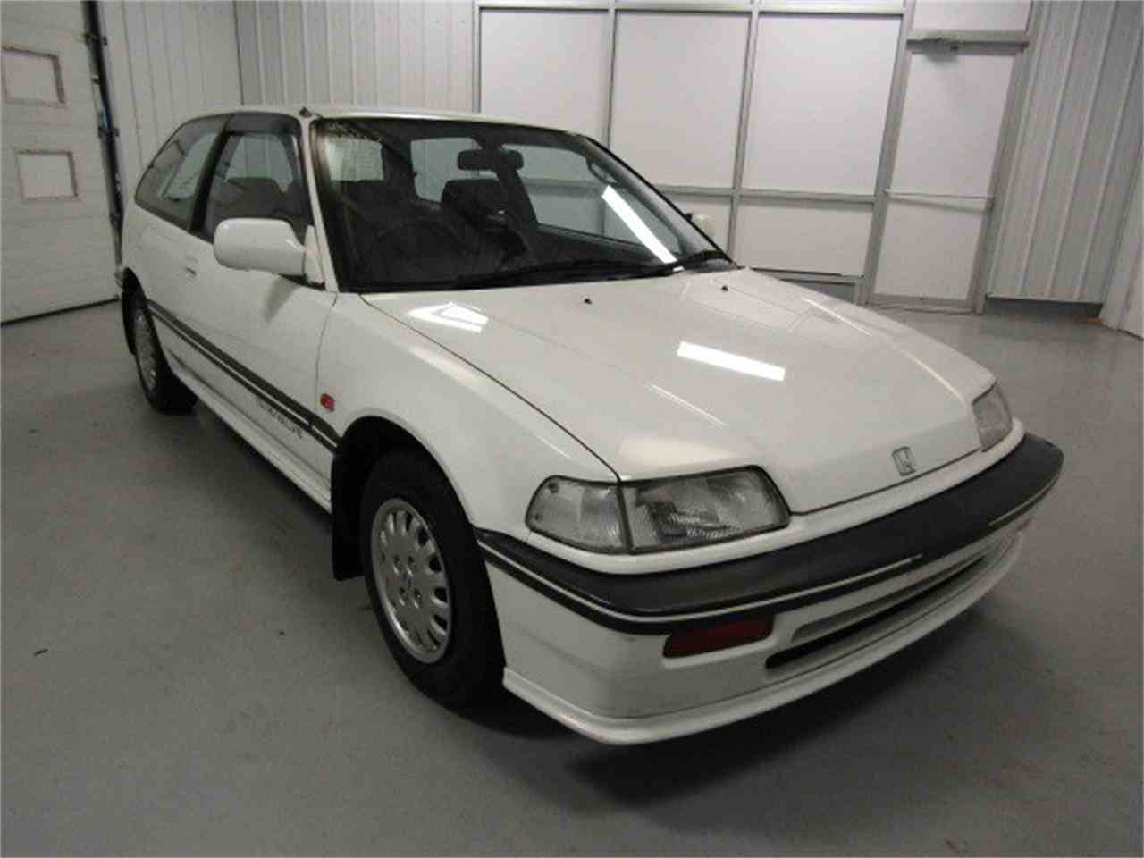 Large Picture of '88 Civic - LG6B