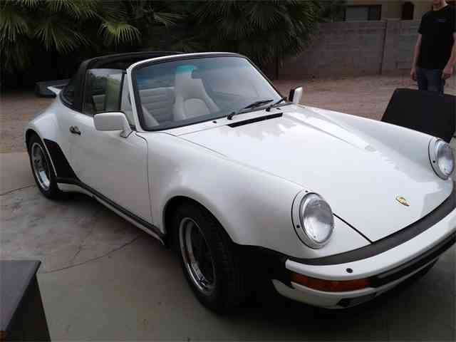 1988 Porsche 911 Turbo | 1000740