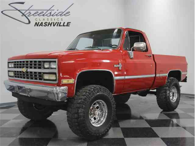 1985 to 1987 chevrolet silverado for sale on 14 available. Black Bedroom Furniture Sets. Home Design Ideas