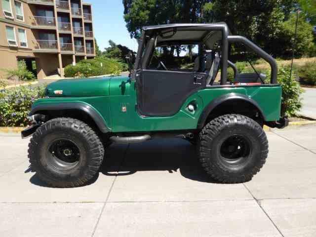 1966 Jeep CJ5 | 1007423