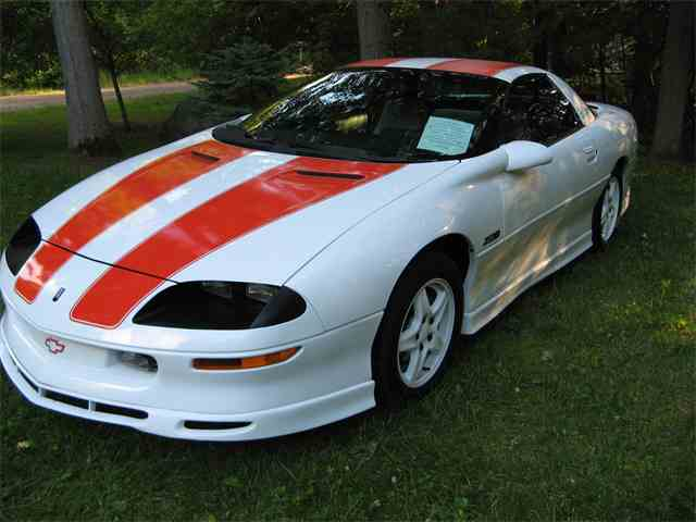 1997 Chevrolet Camaro for Sale on ClassicCarscom  26 Available