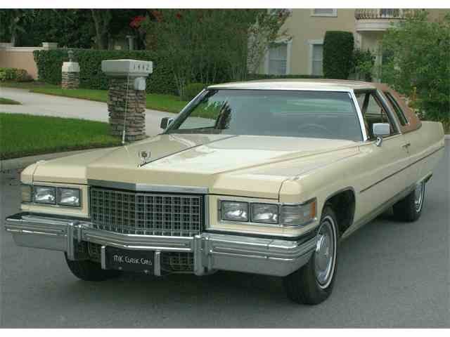Picture of '76 Coupe DeVille Offered by MJC Classic Cars - LLCF