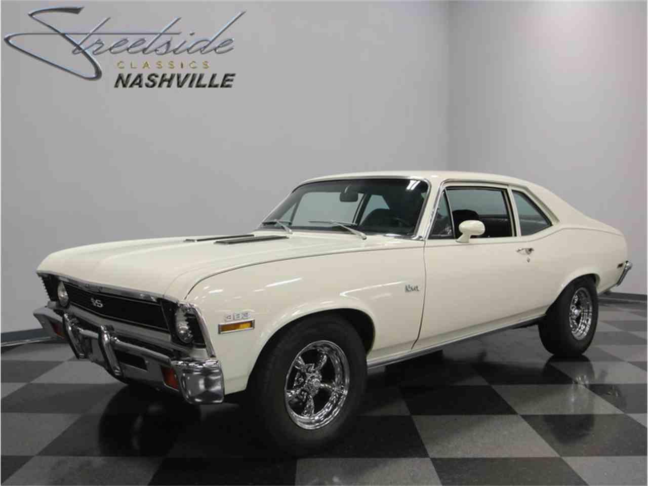 1972 Chevrolet Nova SS for Sale - CC-1000744