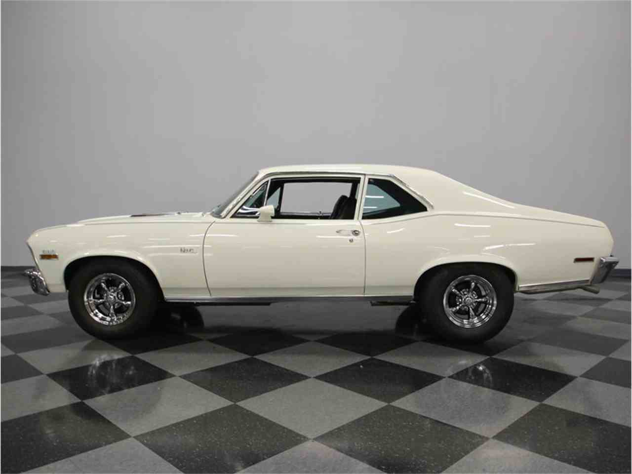 Large Picture of '72 Nova SS - LG6G