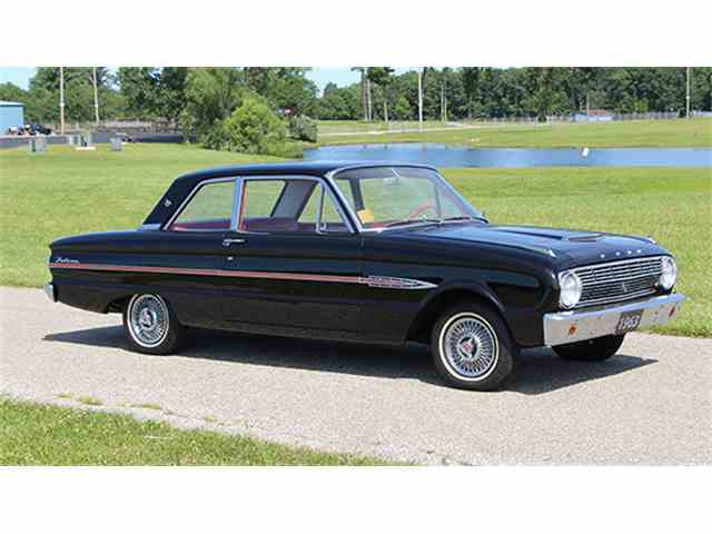 1963 Ford Falcon Futura Sports Sedan | 1007454