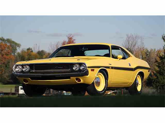 1970 Dodge Challenger R/T 'Hemi' | 1007461