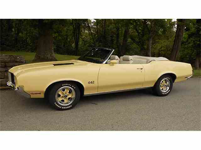 1972 Oldsmobile Cutlass Supreme Convertible | 1007477