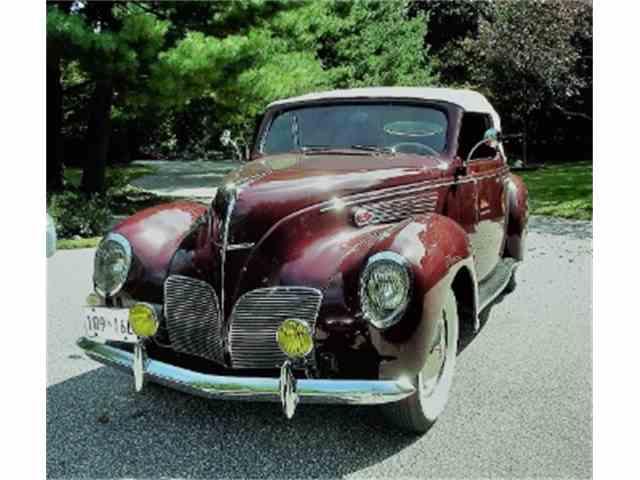 1938 Lincoln Zephyr | 1007478