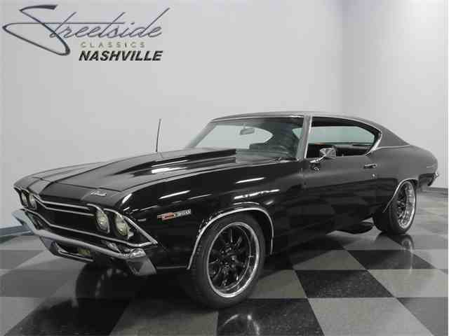 1969 Chevrolet Chevelle | 1000748