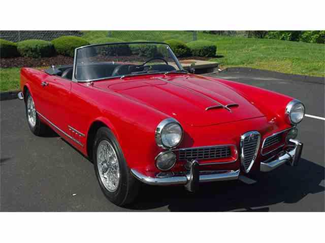 1959 Alfa Romeo Spider | 1007485