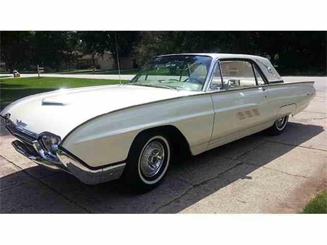 1963 Ford Thunderbird | 1007492
